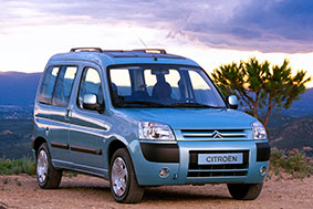 Citroen Berlingo сервис, ремонт